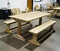 Click to enlarge image 16-Trestle-Style-Picnic-Table.jpg